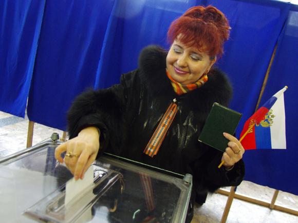 کریمه استقلال خود را از اوکراین اعلام کرد