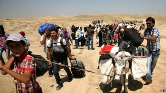 افزایش آشوب و تنش در مرز لبنان و سوریه