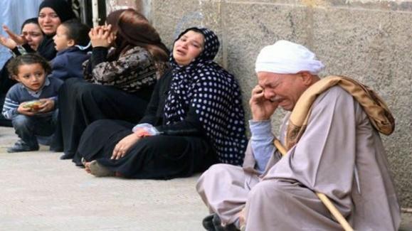 ۵۲۸ نفر از گروه اخوان المسلمین مصر وهواداران محمد مرسی به اعدام محکوم شدند