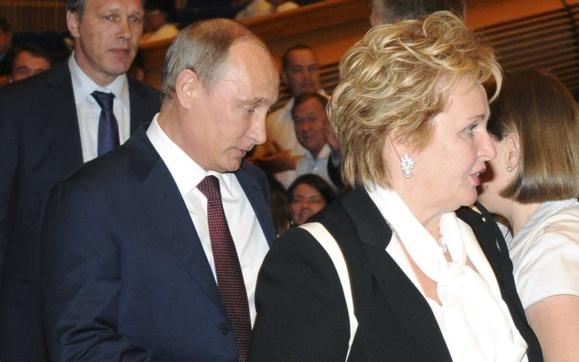 زندگی مشترک پوتین و همسرش رسماَ پایان یافت