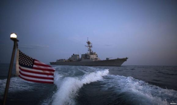 تهیه سوخت کشتیهای آمریکایی از «آب شور دریا»