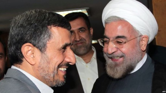 روحانی در حال تکرار اشتباه احمدی نژاد
