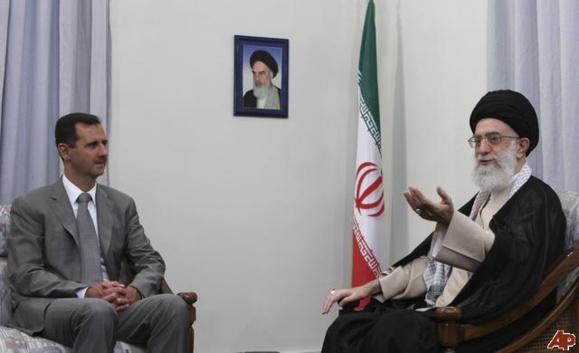 یکی از فرماندهان سپاه پاسداران دلیل بقای بشار اسد را «خواست ایران» عنوان کرد