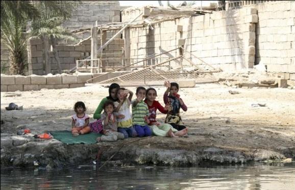بیکاری ،فقر وبی عدالتی در خوزستان به زنده به گور شدن دو کودک توسط پدر مأیوسشان منجر شد