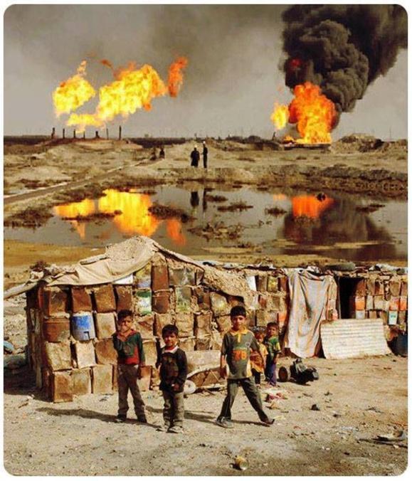 عکس آرشیوی- کودکان عرب اهوازی