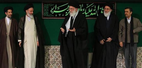 بازگشت احمدی نژاد، یک سناریوی دیگر