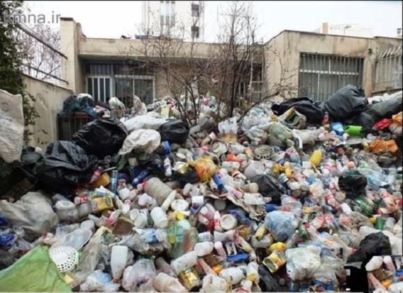 دستگیری مرد عاشق «زبالهها» در مهرشهر