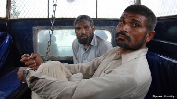 مرد آدمخوار در پاکستان برای بار دوم دستگیر شد