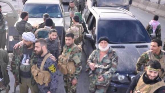 فرمانده نیروی زمینی سپاه : سپاه بسیجيان سوریه را سازمان دهى میكند