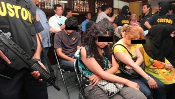 ۸۶ زن و مرد ایرانی، در مالزی محکوم به اعداماند