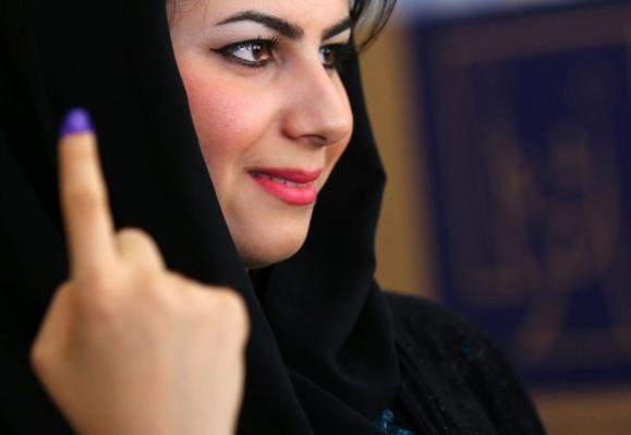 رأی گیری انتخابات پارلمانی عراق به پایان رسید