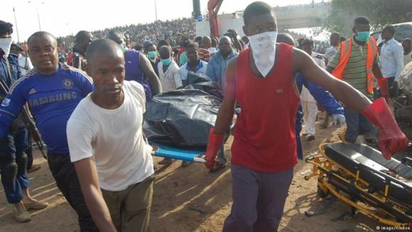 انفجار تروریستی در نیجریه دستکم ۱۹ کشته برجا گذاشت