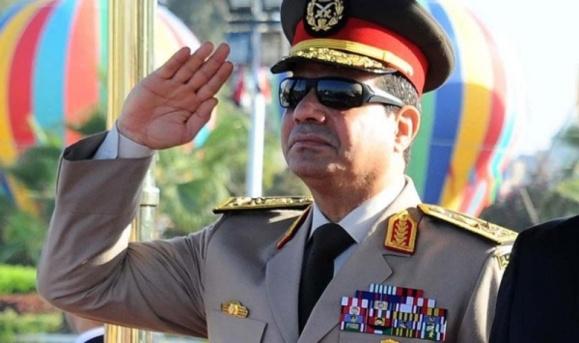 ژنرال سیسی میگوید اگر رئیس جمهور شود اخوانالمسلمین در مصر باقی نخواهد ماند