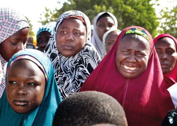"""رهبر  گروه تروریستی """"بوکوحرام"""": با دخترهای ١٢و ٩ ساله گروگان ازدواج میکنم"""
