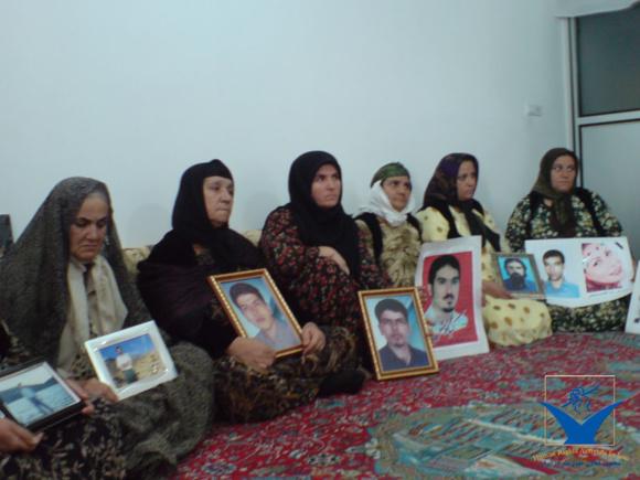 اعدام مخفیانه وپنهان کردن محل دفن زندانیان سیاسی کُرد+فیلم