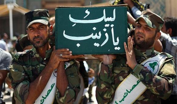 حضور پررنگ وروز افزون سپاه پاسداران در سوریه وسکوت کشورهای غربی
