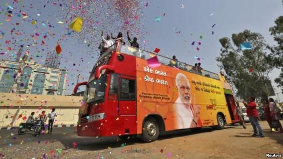 حزب حاکم هند شکست در انتخابات را پذیرفت