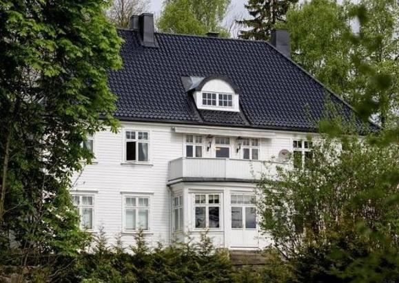 اقامتگاه پنج میلیون دلاری سفیر ایران در نروژ + عکس