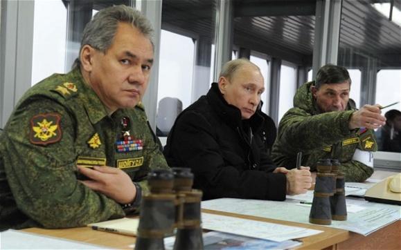 به دستور پوتین نیروهای روسیه از مرز با اوکراین عقبنشینی میکنند