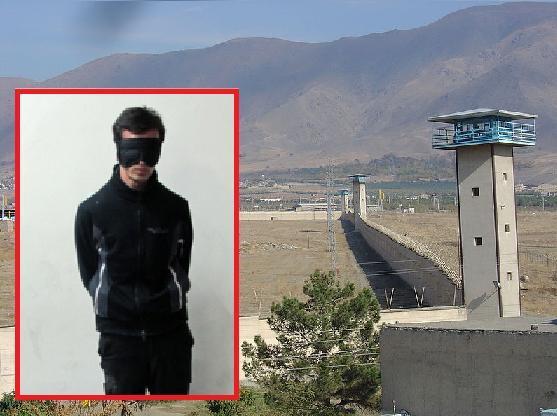 انتقال دانشجوی زندانی محمد مهدی عبیات به سلول انفرادی