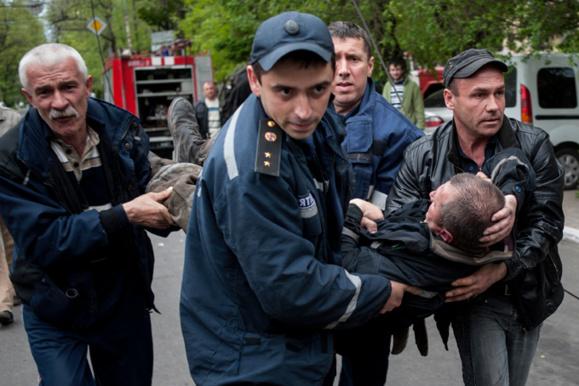 شش شورشی در نزدیکی فرودگاه دونتسک کشته شدند