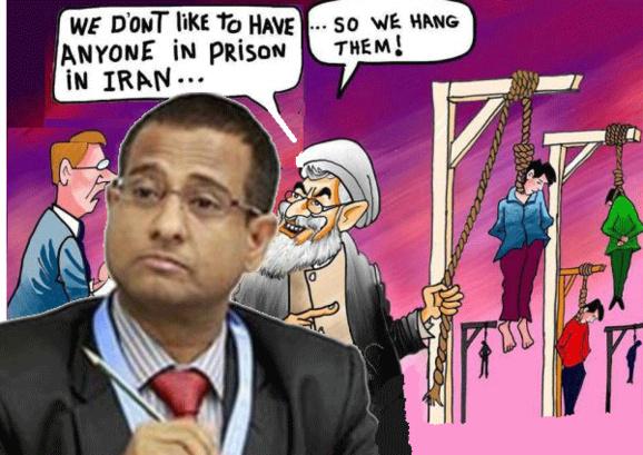 گزارشگران بین المللی حقوق بشر از ایران می خواهند اعدام ها را متوقف نماید