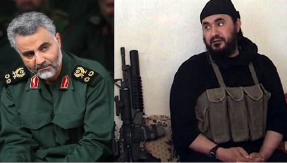 سلیمانی وسپاه قدس پای داعش را به مرزهای غربی ایران کشاندند