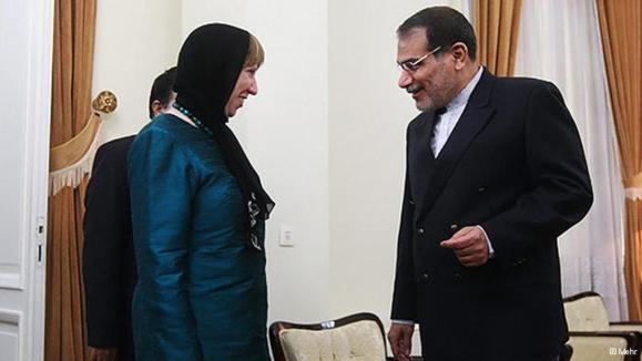 حمله شدید اللحن دبیر شورای عالی امنیت ملی ایران به امریکا