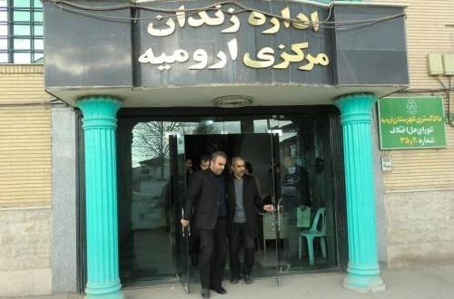 در ارومیهی شرق کوردستان ۶ زندانی به اتهامات مختلف اعدام شدند.