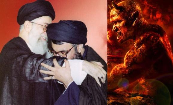 ادعای عجیب آخوند ایرانی؛بکارگیری جن توسط اسرائیل برای جاسوسی علیه ایران وحزب الله