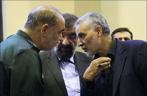 اشتباه محاسبه سلیمانی، ایران را در چشم انداز فاجعه قرار داده است