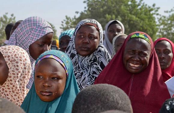 دستگیری سه زن نیجریایی متهم به اغفال دختران وهمکاری با جماعت بوکو حرام