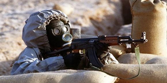 اسلحه شیمیایی،شگرد جدید بغداد در راستای پروژه داعش هراسی