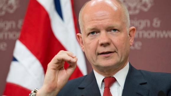 ویلیام هیگ از وزارت خارجه بریتانیا استعفا داد