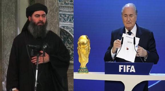 """""""داعش"""" در اعتراض به میزبانی قطر برای جام جهانی2022 پایتخت این کشور را تهدید موشکی کرد"""