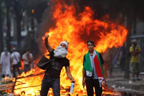 فرانسه خشونتهای یهودستیزانه را غیرقابل تحمل خواند