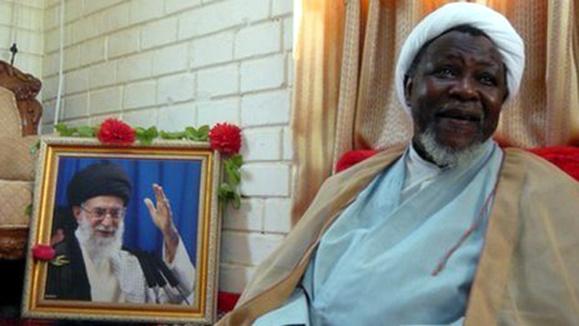کشته شدن پسر شیخ ابراهیم  زکزاکی  روحانی طرفدار جمهوری اسلامی در کادونای نیجریه