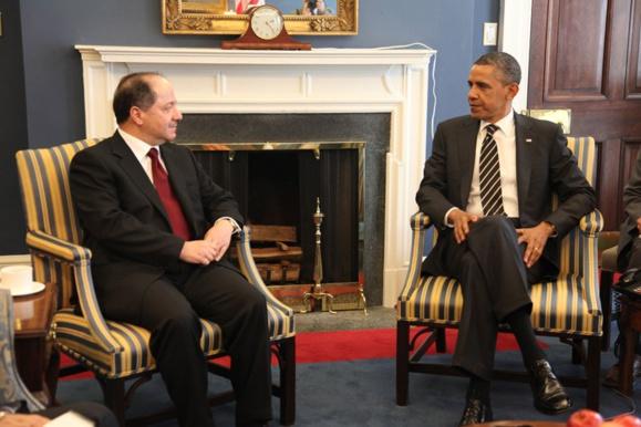 اوباما:ارتش امریکا از اقلیتهای مذهبی عراق و منطقه خودمختار کردستان دفاع می کند