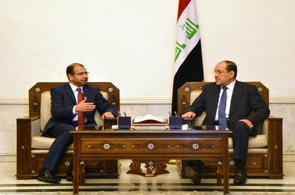 رئیس جمهور عراق پارلمان این کشور را تهدید کرد