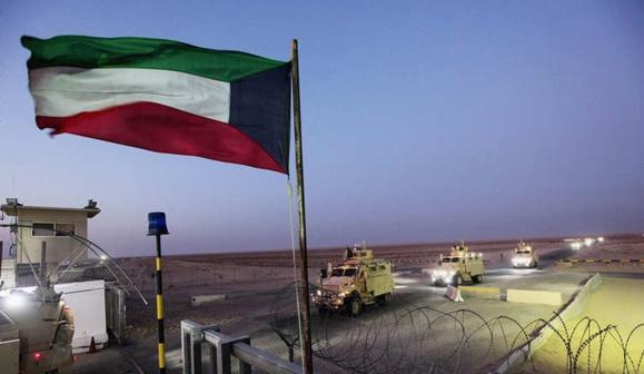 """نقشه """"داعش"""" برای نفوذ به کشور کویت ناکام ماند"""