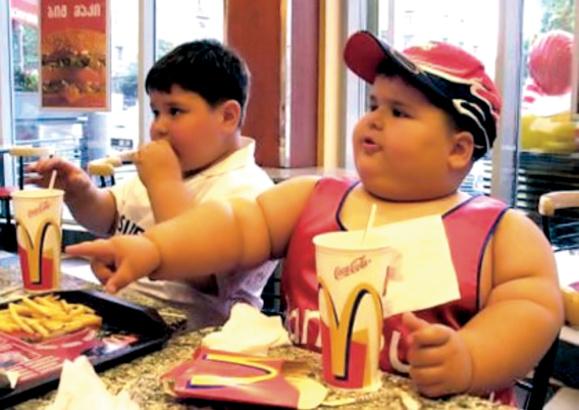 روشهای ساده برای جلوگیری از چاقی