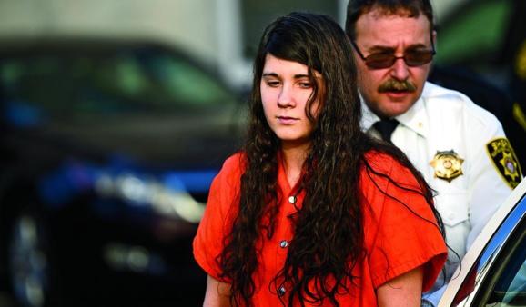 زوج جوان امریکایی پس از دستگیری به ارتکاب جنایت اعتراف کردند