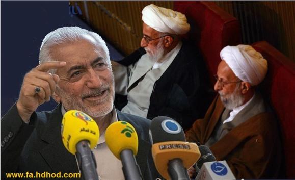 محمد غرضی: تمام گرفتارهای مردم زیرسر جنتی و یزدی است