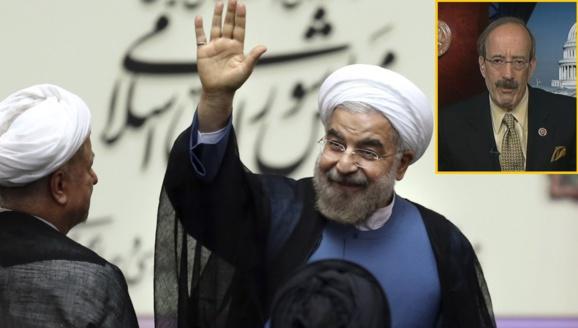 اليوت انگل: لازم نیست ایران درباره تروریسم به ما درس بدهد