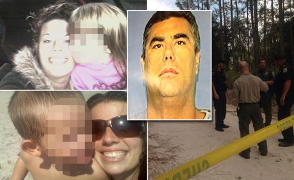 پدربزرگ آمریکایی دختر، شش نوه و خودش را 'کشت'