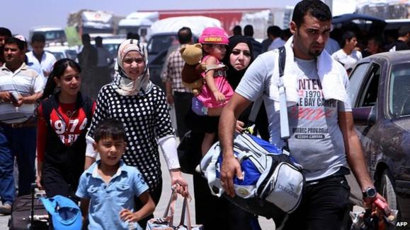 داعش 49 گروگان ترک را پس از سه ماه گروگانگیری آزاد کرد