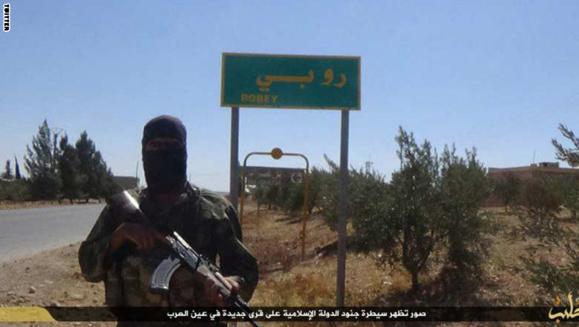 تانکهای ترکیه در مرز سوریه، داعش در غرب بغداد