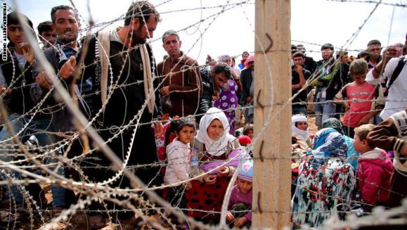 داعش: وارد شهر بغداد شدیم