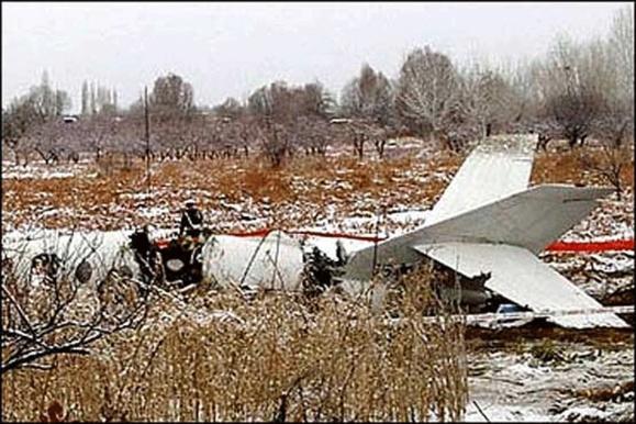 کشته شدن فرماندهان نیروی انتظامی در پی انفجار و سقوط هواپیما در بلوچستان