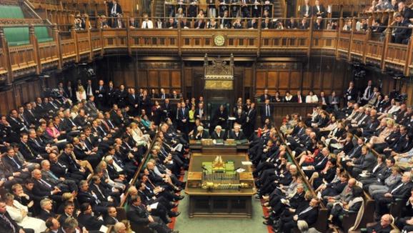 رایگیری در پارلمان بریتانیا برای شناسایی کشور مستقل فلسطین